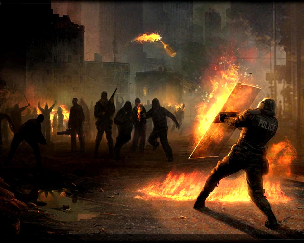 Cargotown riots 2