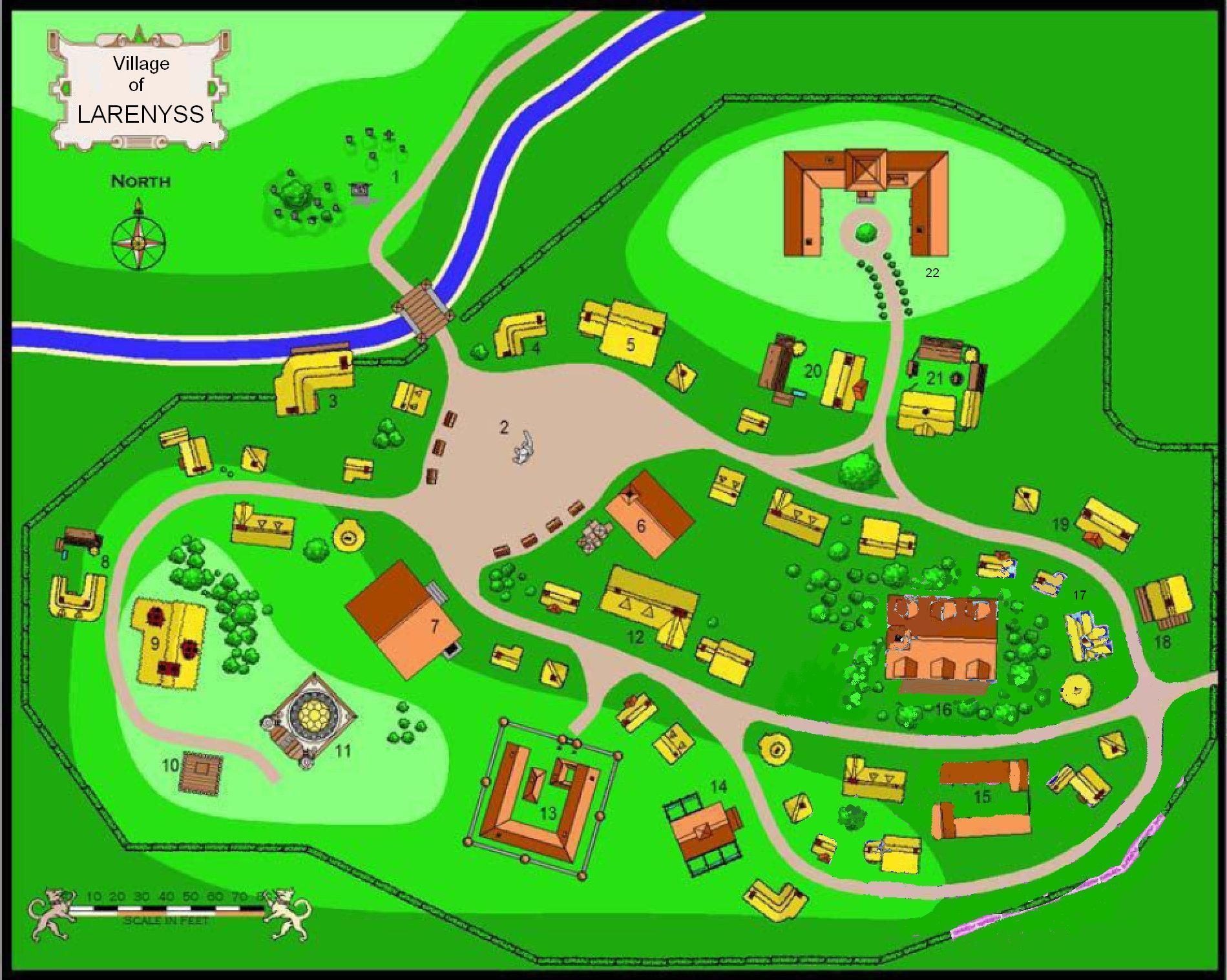 Larenyss map2
