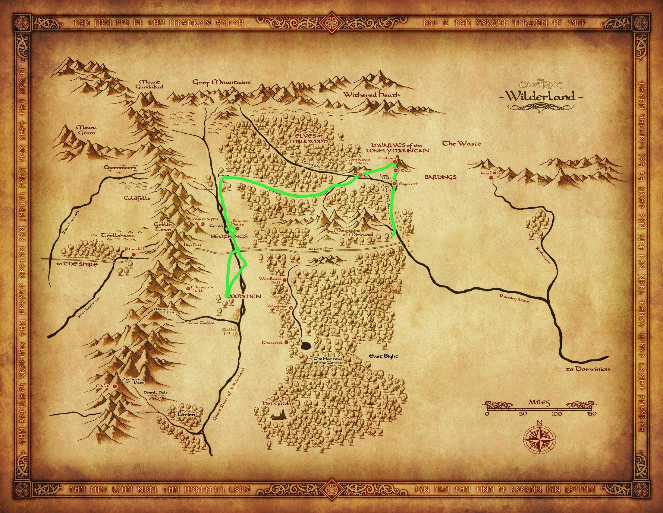 Karta fullstorlek