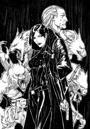 Vampires or werewolves
