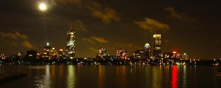 Mage   boston skyline