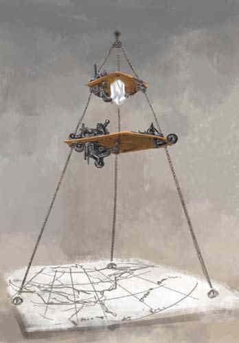 Mapapparatus