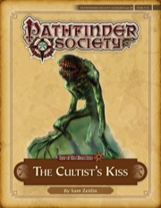 The cultist s kiss