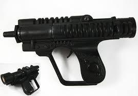 Imperial a 44 blaster pistol
