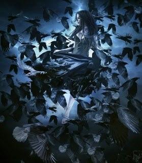 Raven queen1