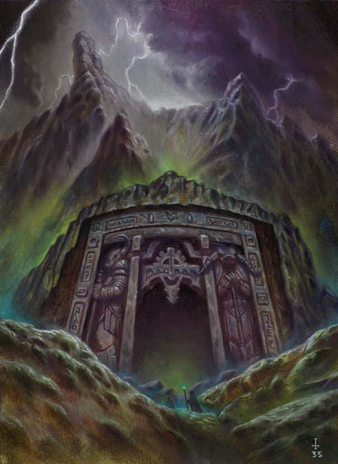 Thunderspire entrance