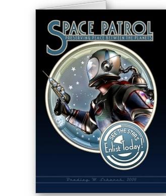 Space patrol g