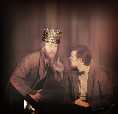 Henryas king leer