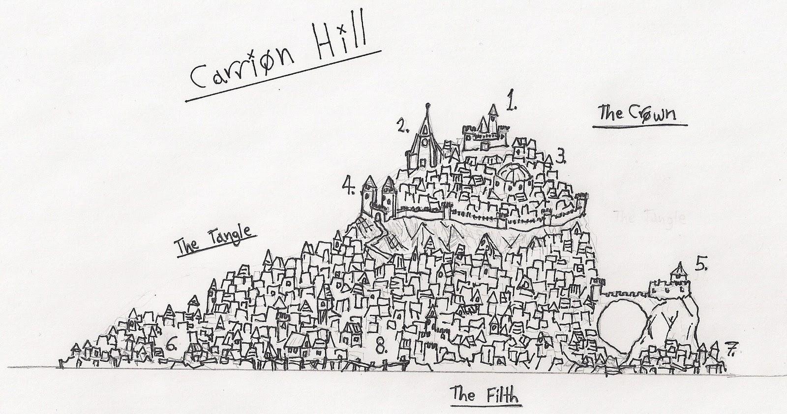 Carrion hillcross