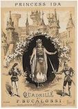 Princess ida representation