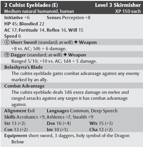 Kyber s harvest   cultist eyeblades
