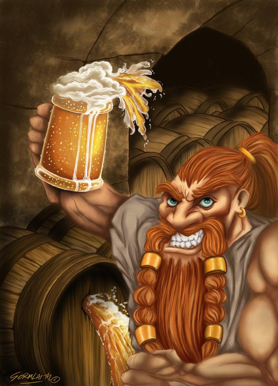 Beer dwarf