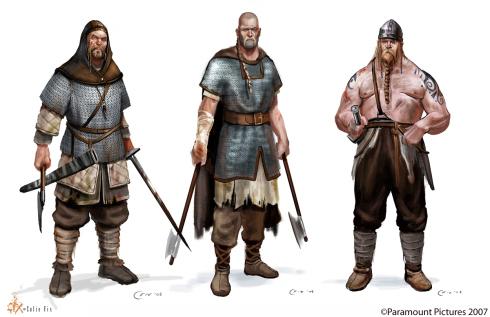 Beowulf geats 001