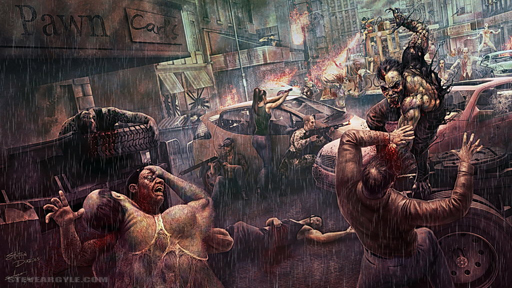 Cargotown Attack
