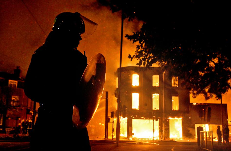 Cargotown riots 3