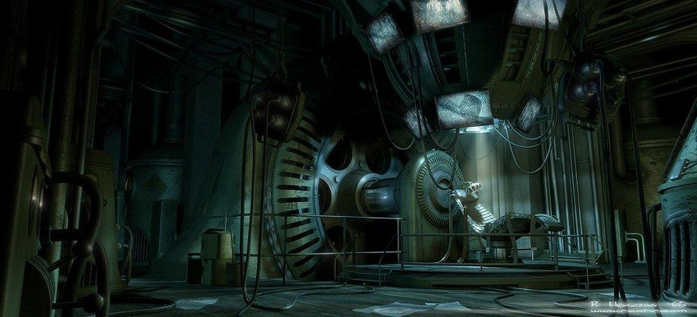 The machine by rudolf herczog