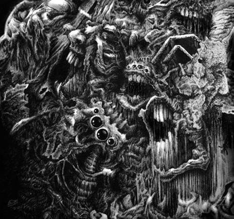 Illustrations inferno
