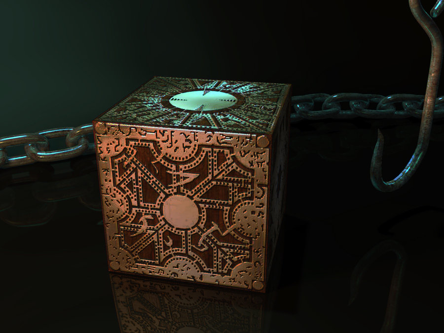 Lemarchand  s puzzle  box by yatesmon d36jpin