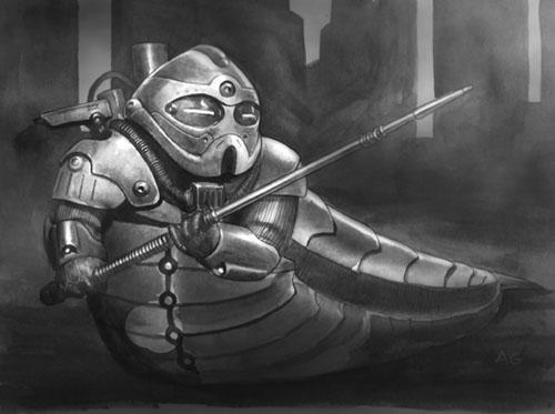 Hutt armor