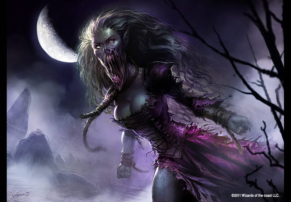 Fantasy svetlin velinov deathshriek banshee