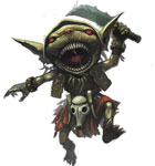 Pathfinder goblin