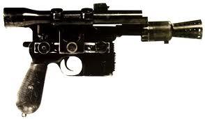 Dl 44 heavy blaster pistol