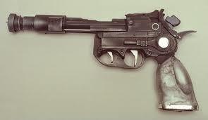 Dx 13 blaster pistol