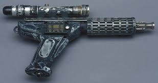 M 434 blaster pistol
