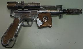 Ar 5 heavy blaster pistol