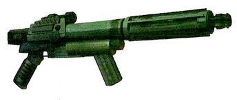 Arc 99 blaster rifle