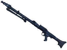 Dlt 19 heavy blaster rifle