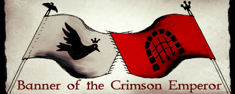 The Banner of the Crimson Emperor