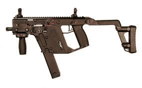 Firearm k vector
