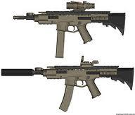 Firearm kg series