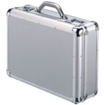 Metal briefcases