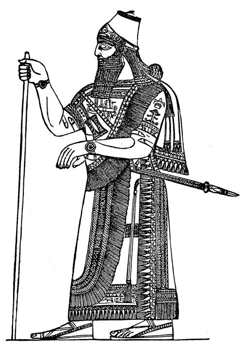Ancient assyrians 3