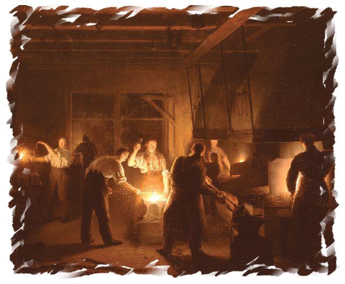 Metal workers guild