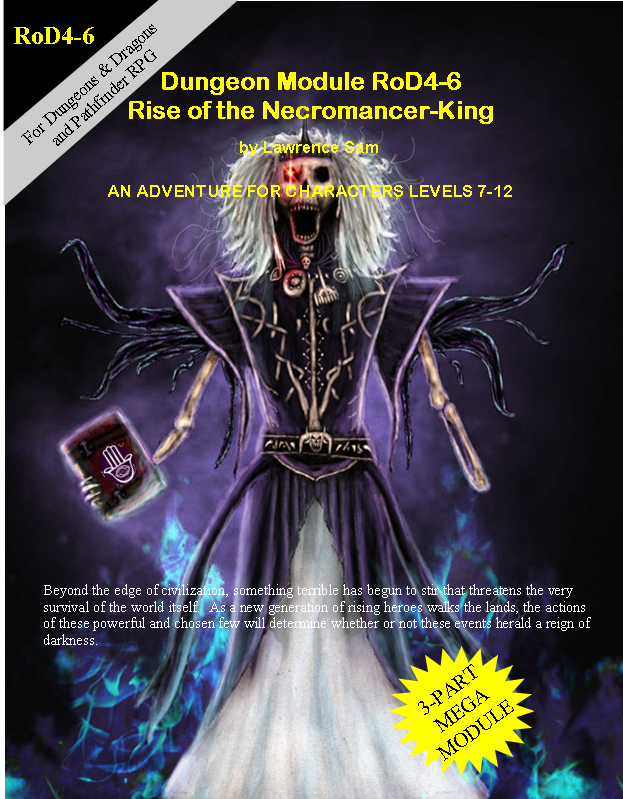 Rise of the necromancer king