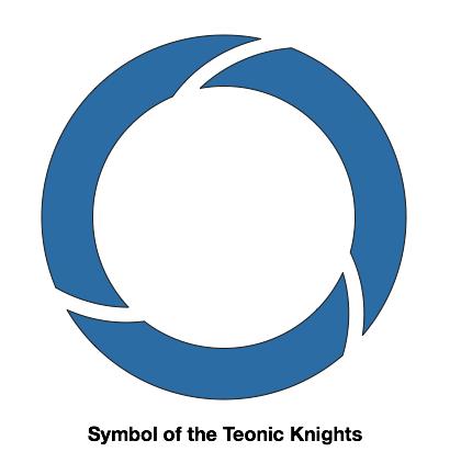 Teonic knights sigil