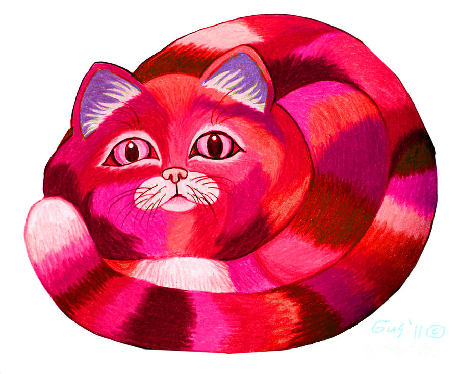 Pink cat 2 nick gustafson