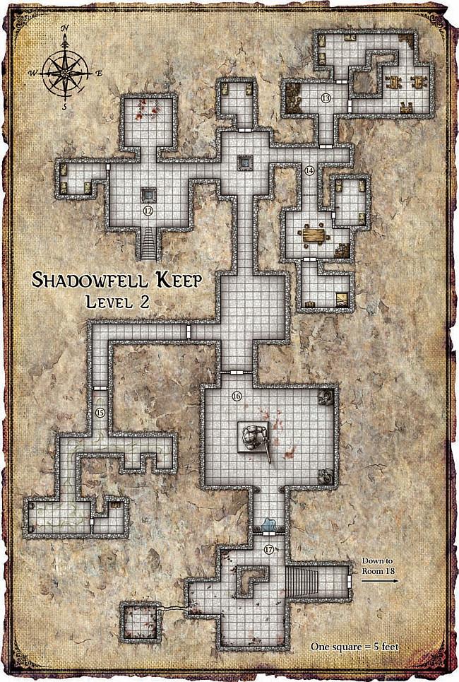 KotS - level 2