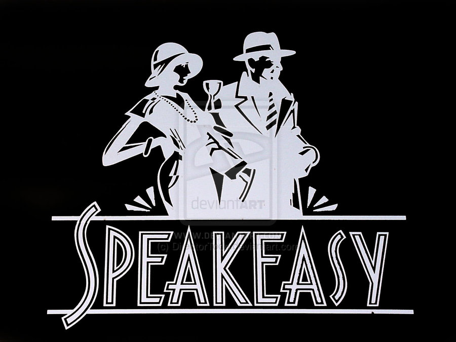 Speak easy clothing