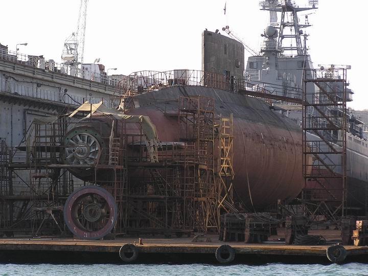 Cargotown submarine