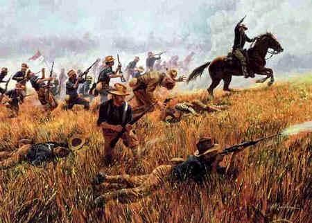 Spansk amerikanske krig