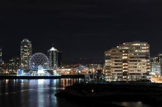 False creek at night med