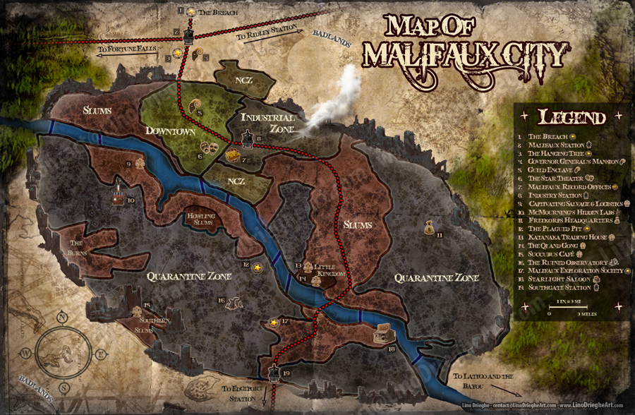 Malifaux city map by lyno3ghe d477ruq