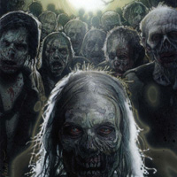 Zombie throng 2
