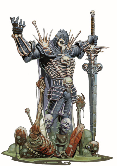 Skeleton warrior 1