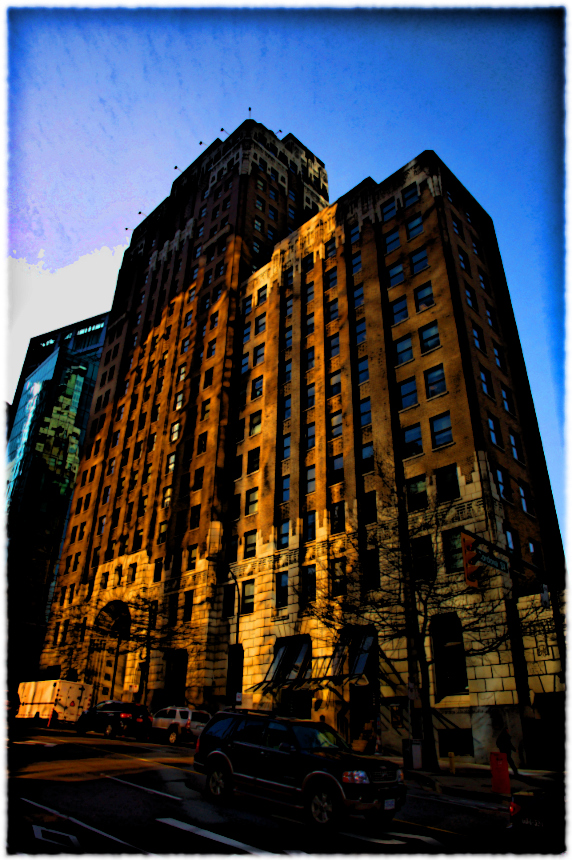 Marine building vancouver bc