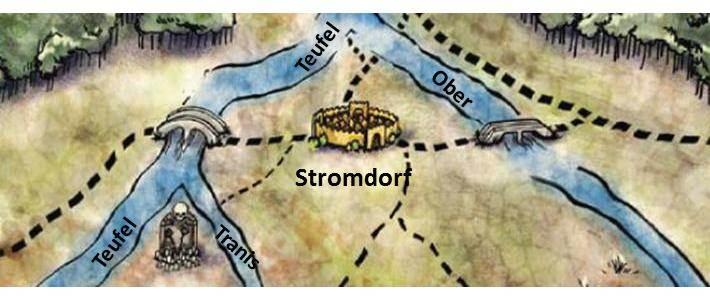 Stromdorf area